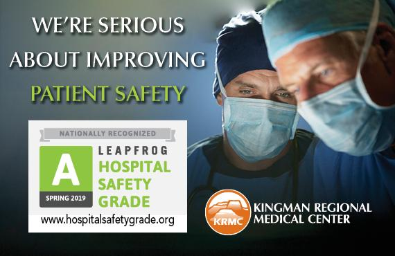 Leapfrog Group Awards KRMC an 'A' for Patient Safet